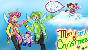2012-Merry Christmas! by madier1095