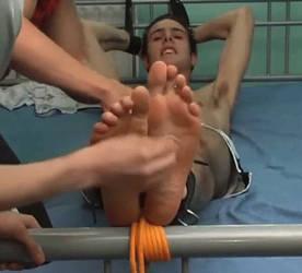 Boyfriend Tickle Tortured