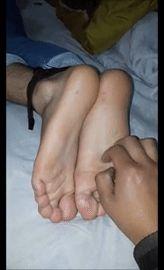 Tickling Bound Teen Boy Feet by Tigg444
