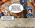 Komplett Fallout Monopoly -de-