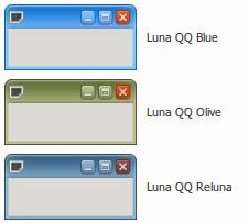Luna QQ port