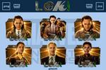 Loki 2021 Folder Icon Pack