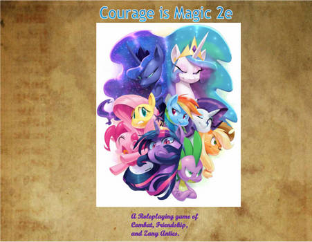 Courage is Magic 2e