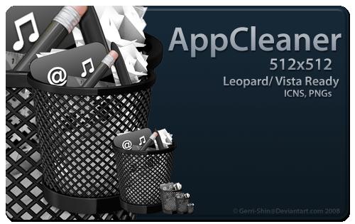 AppCleaner Black by Gerri-Shin