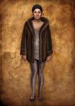 ''Street Consuls'' Character Design: Enriqueta