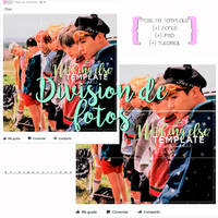 Template divisin de fotos(3) BY PinkEditions by PinkEditions07