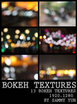 [TEXTURE] 13 BOKEH TEXTURES