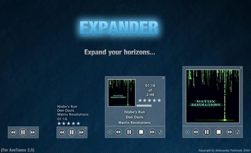 Expander by Atreide