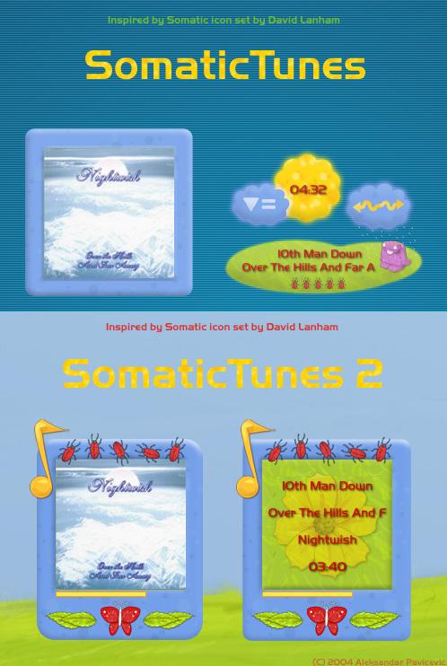 SomaticTunes Pack by Atreide