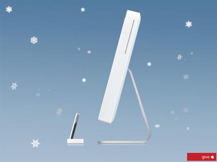 iMac Xmas Wish by Atreide