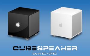 CubeSpeaker Icons by Atreide