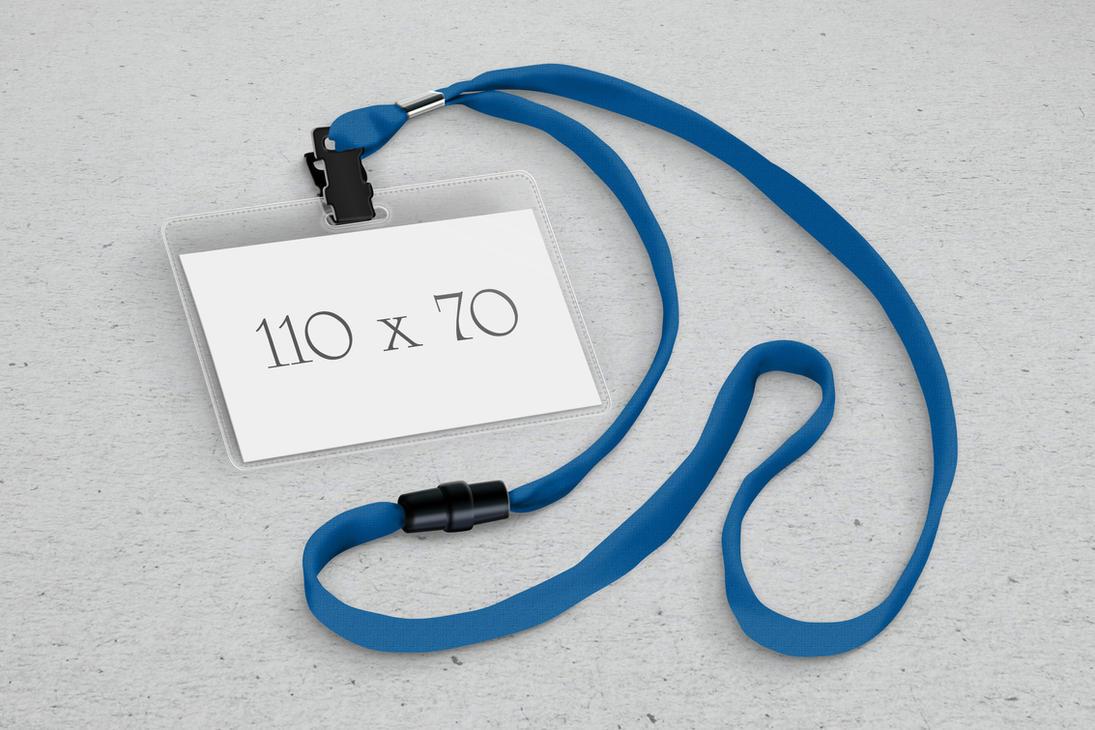 Identification Card MockUp by deadstiks