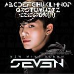 Se7en Somebody else    Font