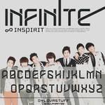 Infinite Inspirit   Font