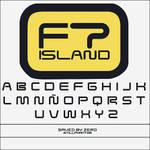 Ft island logo   Font