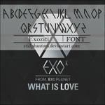 EXO Exoplanet   Font