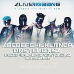 Bigbang still alive   font