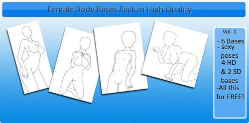 Female Base Pack Vol.1