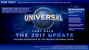 Universal 2017 Update by DLEDeviant