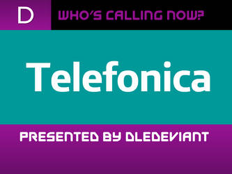 Telefonica by DLEDeviant