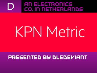 KPN Metric by DLEDeviant