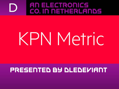 KPN Metric