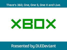 Xbox by DLEDeviant