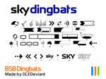 Sky Dingbats