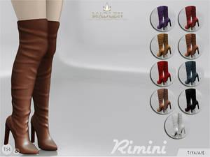 [MMD] Madlen Rimini Boots (+Download)