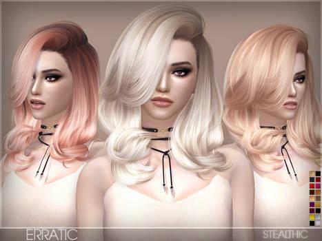 [MMD] Erratic Hair (+DL)