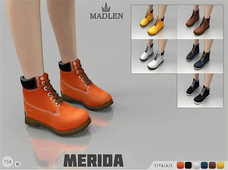 [MMD] Madlen Merida Boots (+DL)