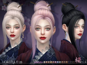 [MMD] Sakura Hair (+DL)