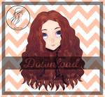 [MMD] Wavy Hair (+DL)