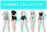 [MMD] Summer Collection (DL DOWN)