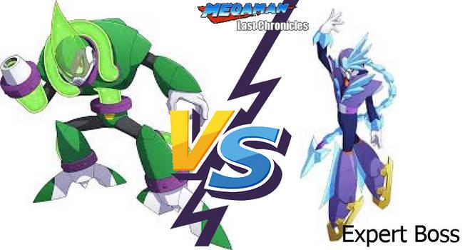 (flash video )Megaman LC: Acidman Vs tundraman by Ruby-Timeman