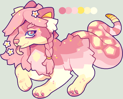 COYOTE SNAKE ADOPT [CLOSED]