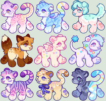 Mixed Adopts [ closed ] by eellie