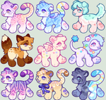 Mixed Adopts [ closed ]