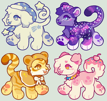 Little adopts [ closed ] by eellie