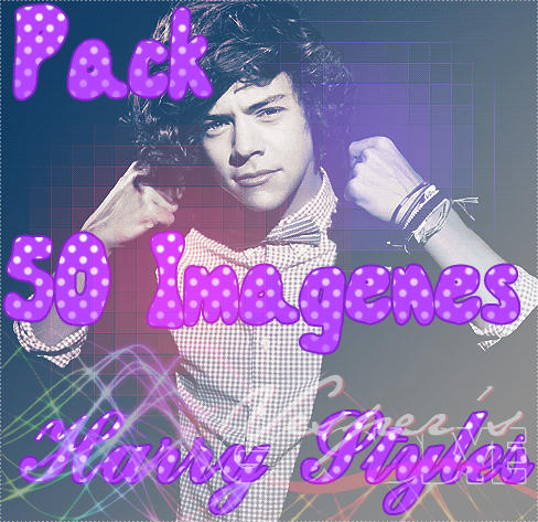 Pack 50 imagenes de Harry Styles by polybieber
