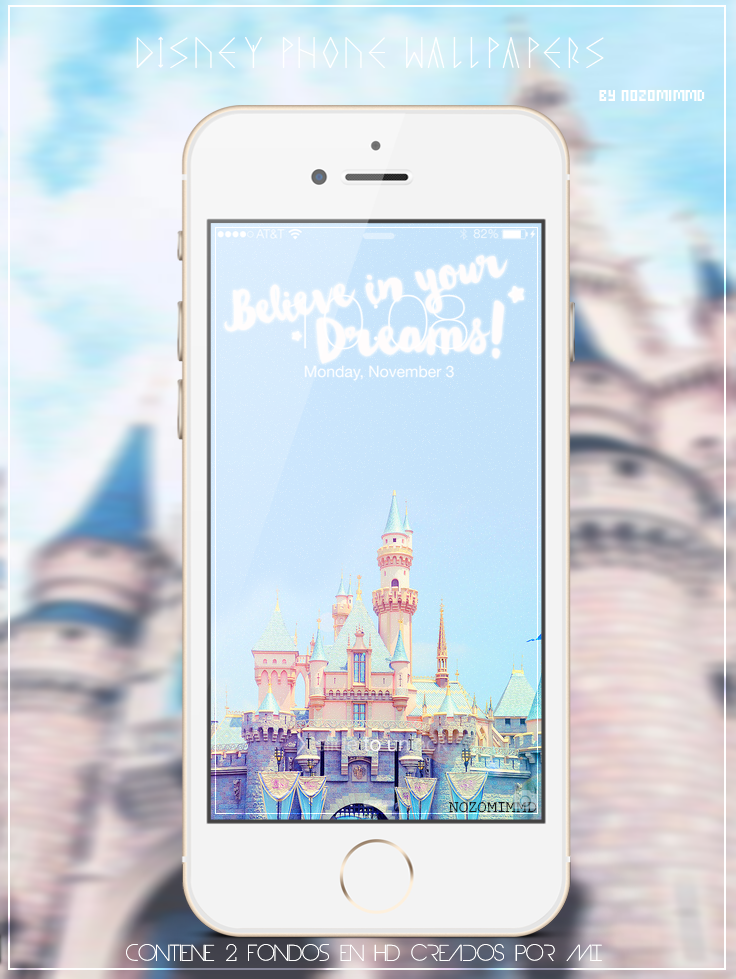 Disney Phone Wallpapers By Nozomimmd On Deviantart