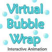 Virtual Bubble Wrap by zacthetoad