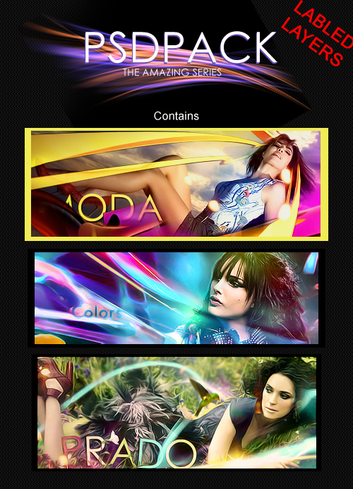 The Amazing Series PSD Pack The_Amazing_Series_PSD_Pack_by_Ventarron