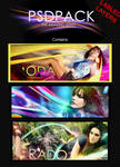 The Amazing Series PSD Pack
