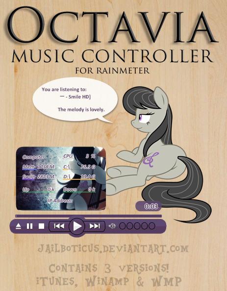 Octavia Music Controller  by Jailboticus