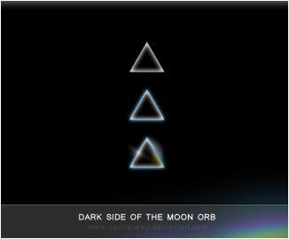 Win7 Orb Dark Side of The Moon