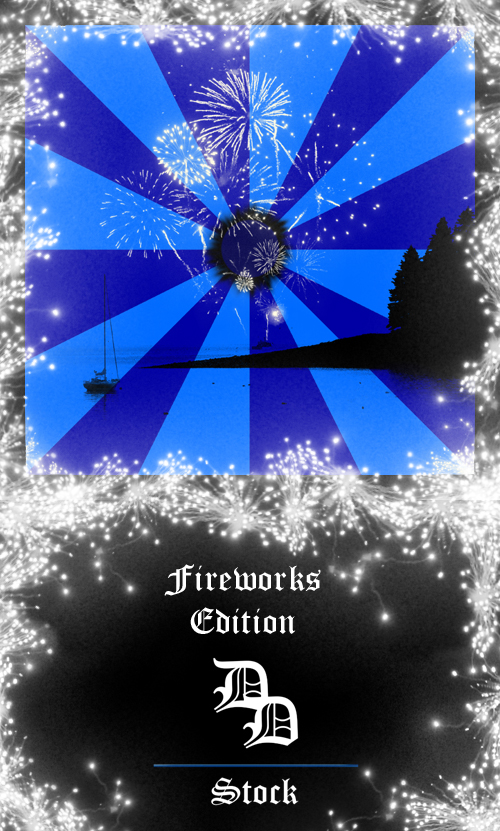 Fireworks Edition Brushes by NoxieStock