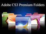 Adobe CS3 Premium Folders