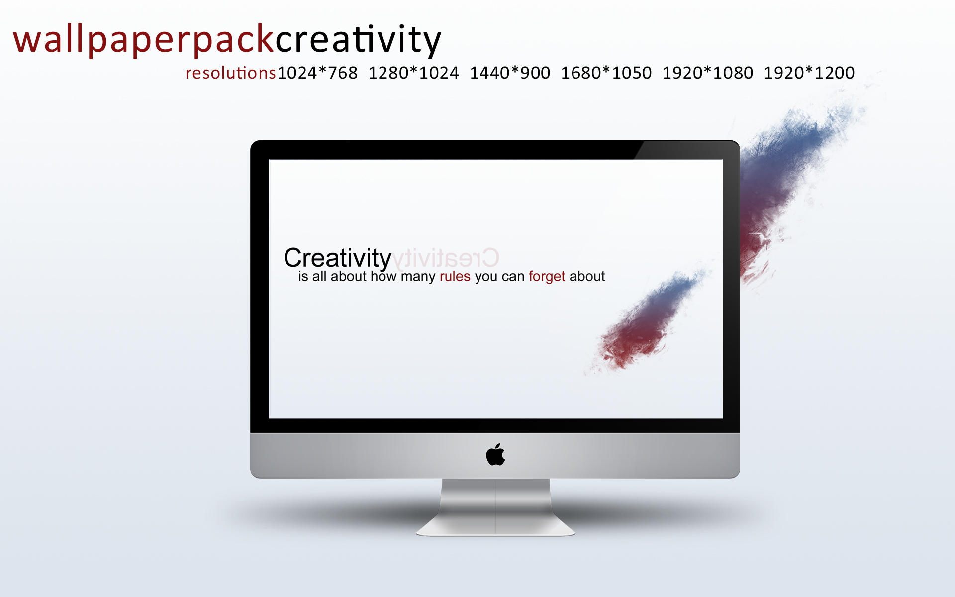 creativity wallpaper pack hd by terrencephil d3h9e03 Wallpaper pack 9