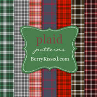 Plaid pattern pack - NEW by BerryKissed